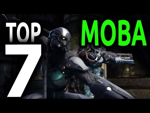 7 New Best MOBA Android Games 2016