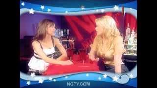 Super Hot April Scott! pt1 Uncensored w/ Carrie Keagan