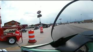 Part 3, Sturgis Motorcycle Rally, 2018, 360 Degree Virtual Reality Video, LaSalle August 6, 2018