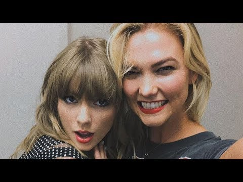Karlie Kloss REVEALS If Shes Still Friends with Taylor Swift
