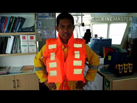 Safety induction on board