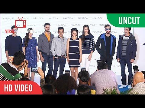 UNCUT - Nautica New Collection Launch | Tapsee Panu And Rahul Khanna