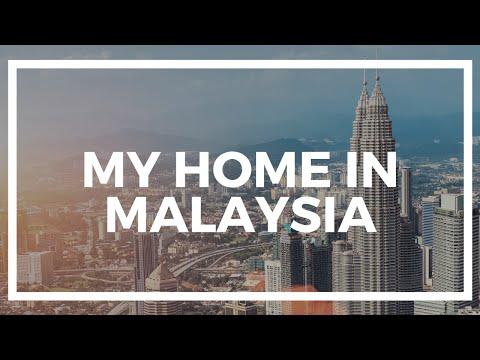 My Home in Kuala Lumpur, Malaysia