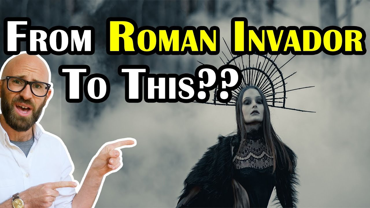 Download Where Did Goth Teen Subculture Come From and Why is it Associated With Roman Invaders?