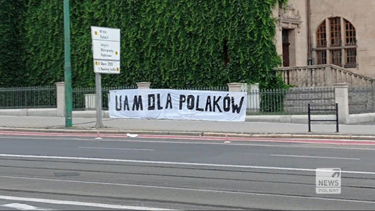 Nie chcą Polaków na UAM?