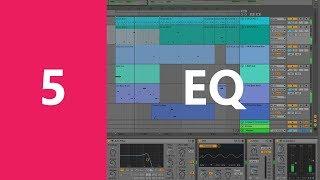 Ableton Live 10 教學 - EQ