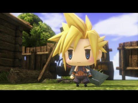 IT'S SO CUTE - World of Final Fantasy
