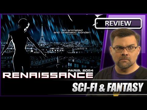 Renaissance - Movie Review (2006)
