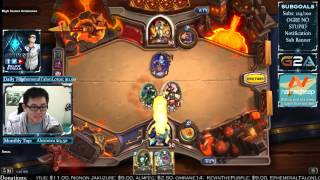 Amaz plays Blackrock Mountain -NORMAL MODE, Wing 1-