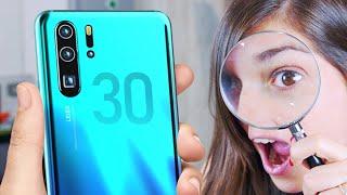 Este es el Huawei P30 Pro