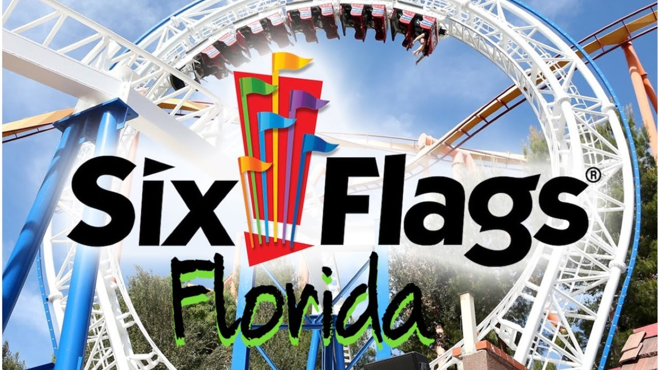 Six Flags Florida What Happen To The Park Youtube
