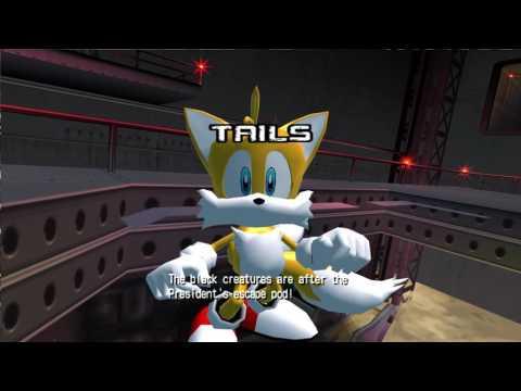 Shadow the Hedgehog (GC) Air Fleet All Missions A Rank