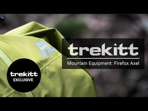 Inside Look: Mountain Equipment Firefox Axel Jacket