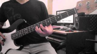 Somebody To Love - Queen Bass Cover