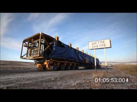 Instar Kazakstan 2015 Project