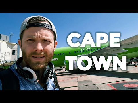 FINALLY HOME IN CAPE TOWN!