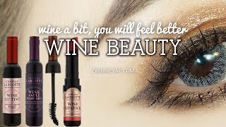WINE BEAUTY | REAL Wine Extracts Cosmetic