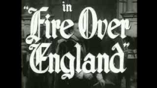 Fire Over England (1937) [trailer]