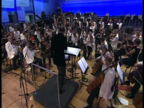 2046 theme performed by BBC Philharmonic Orchestra