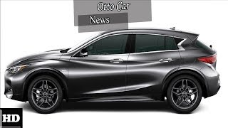 HOT NEWS  !!! 2018 Infiniti QX30 Engine Overview