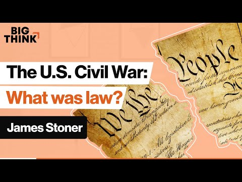 Lincoln's law: How did the Civil War change the Constitution?   James Stoner   Big Think