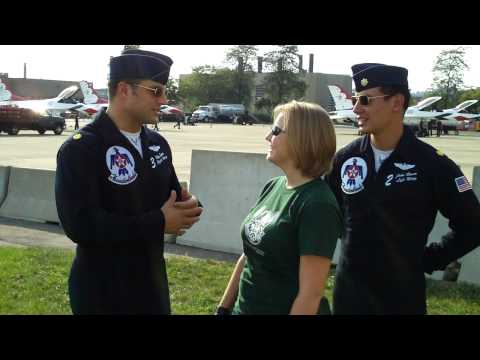 STATER EXCLUSIVE - The Thunderbirds have a special...