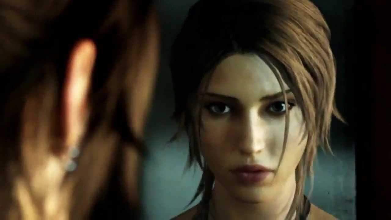 tomb raider 2013 video game trailer