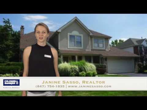 JUST SOLD - 73 Nicolette, Schaumburg (Your Realtor Janine Sasso)