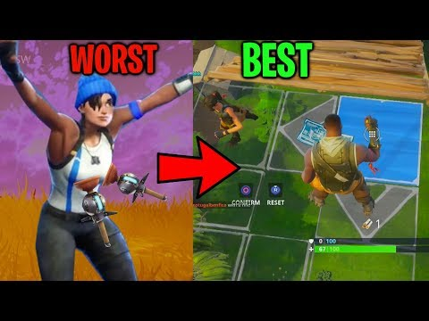 FORTNITE TROLLS RANKED FROM WORST TO BEST! Fortnite Top 5 Ways to TROLL Friends