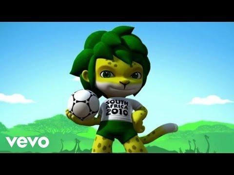Pitbull, TKZee, Dario G  Game On The  2010 FIFA World CupTM Mascot