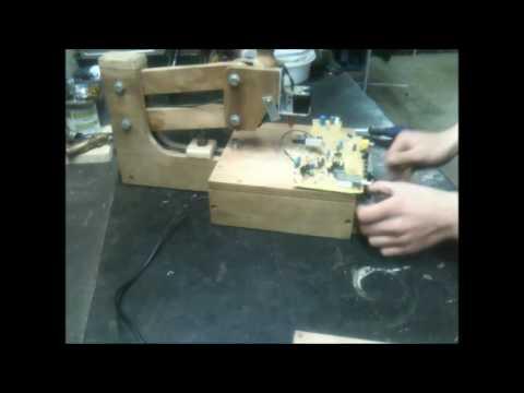 skull and tools perceuse a colonne de pr cision faite maison youtube. Black Bedroom Furniture Sets. Home Design Ideas