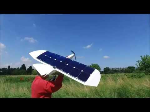 solar flight - RC solar