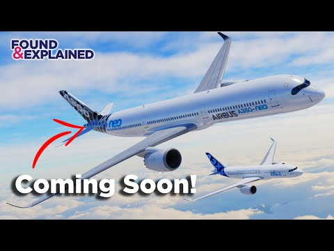 Meet the Airbus A350neo and the new Airbus narrow body - Airbus Future Planes!