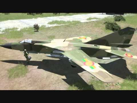 Sri Lanka Air Force in Action (arma 2)