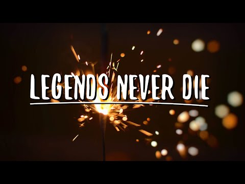 Legends Never Die(Alan Walker Remix)(Lyrics)