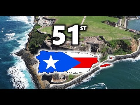Discussing Puerto Rican Statehood