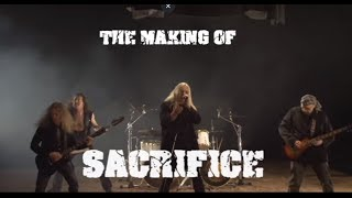 SAXON - Sacrifice (The Making Of)