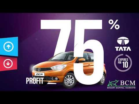 Trade Tata Motors at BinaryCM!