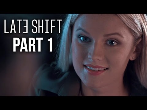 LATE SHIFT Walkthrough Part 1 - FIRST CINEMATIC INTERACTIVE MOVIE