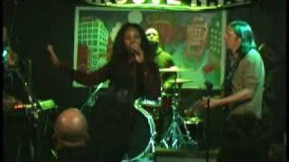 Lynn Lockamy at the Groove-NYC