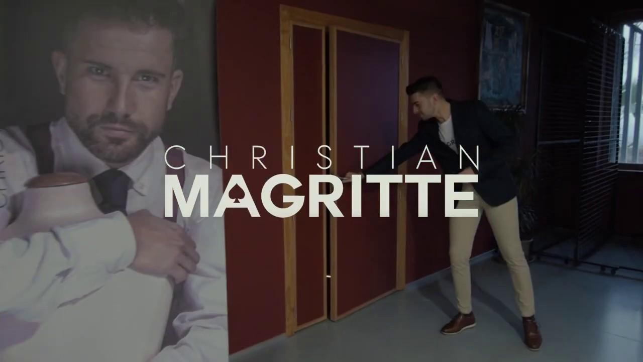 El Sabor de la Magia__Christian Magritte