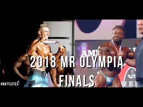 RYAN TERRY 2018 OLYMPIA PREP SERIES | FINAL EPISODE