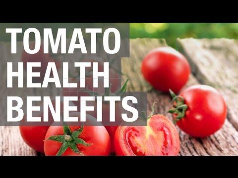 Tomato Health Benefits!