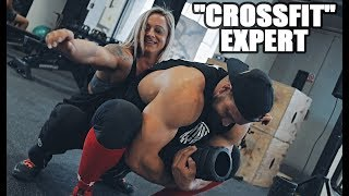 "Anabolic Horse - ""Crossfit Expert!"""