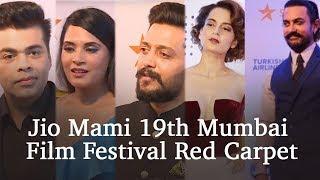 Jio MAMI 19th Mumbai Film Festival Red Carpet   Opening Ceremony   Liberty Cinema