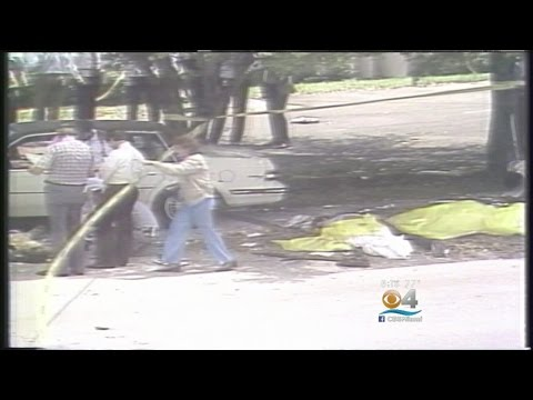 FBI Marks 30th Anniversary Of Bloody 'Miami Shootout'