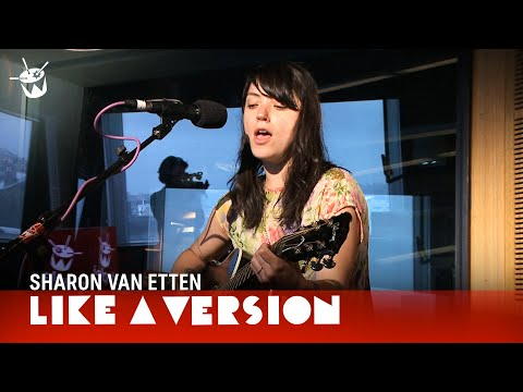 Sharon Van Etten covers Nick Cave and The Bad Seeds 'People Ain't No Good' for Like A Version