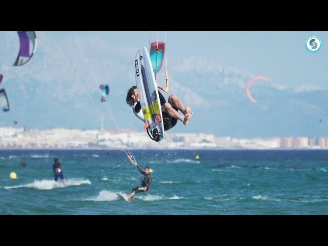 GKA Kite World Tour Tarifa 2019 - Day 3 Highlights