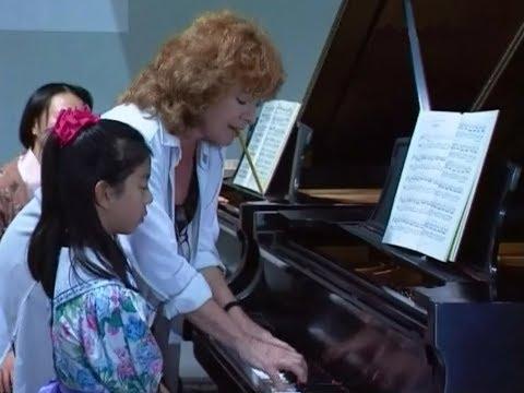 Ilana Vered coaches Chopin!