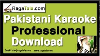 Tauba tauba Pakistani Karaoke - Bilal Saeed Karaoke - RagaTala